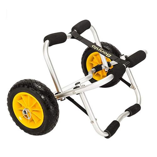 Bonnlo No-Flat Kayak Cart