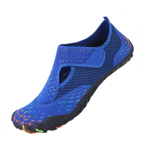 L-RUN Barefoot Aqua Kayak Shoes