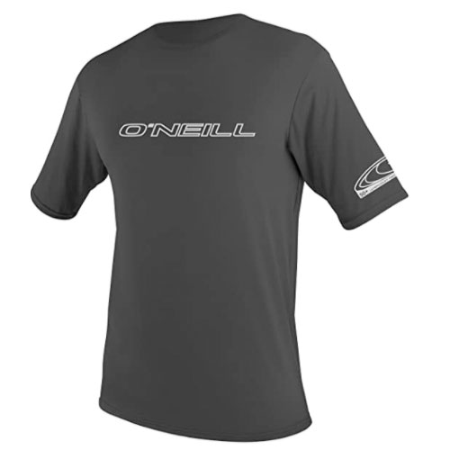O'Neill Men's Basic Short Sleeve Rash Guard