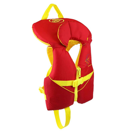 Stohlquist Coast Guard Approved Kids Life Jacket