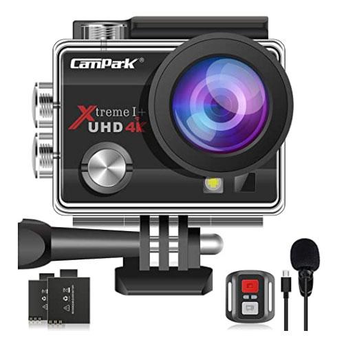 Campark ACT74 Waterproof Camera