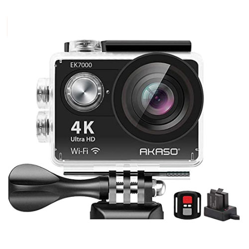 AKASO EK7000 4K Wi-Fi Sports Action Waterproof Camera