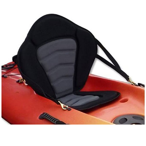 Pactrade Marine Adjustable Deluxe Padded Kayak Seat