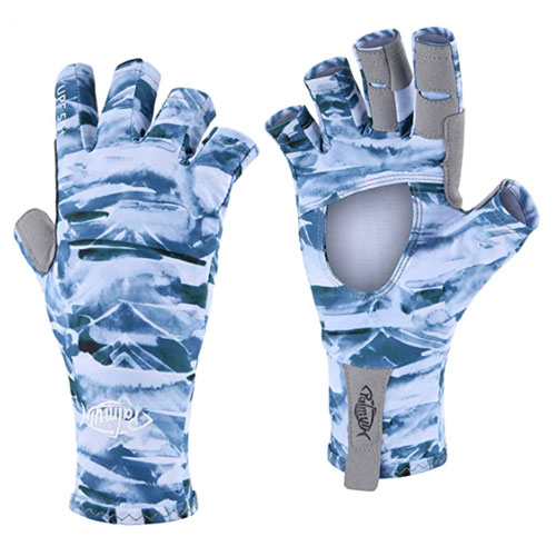 Palmyth UV Protection Fingerless Kayaking Gloves