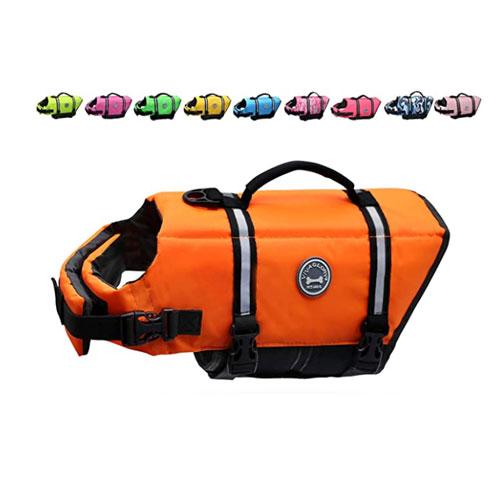 Vivaglory Enhanced Buoyancy Dog Life Jacket