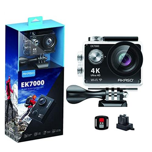 AKASO EK7000 4K Wi-Fi Waterproof Camera