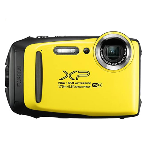 Fujifilm FinePix XP130 Waterproof Camera