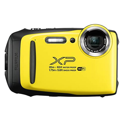 FujiFilm FinePix XP130 Waterproof Camera