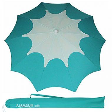 Ammsun Heavy Duty Beach Umbrella