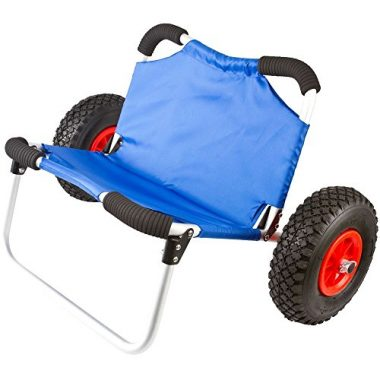 Personal Watercraft Dolly (Kayak/Canoe Cart & Chair) by Apex