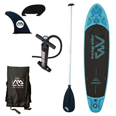 Aqua Marina Vapor Inflatable Stand Up Paddle Board