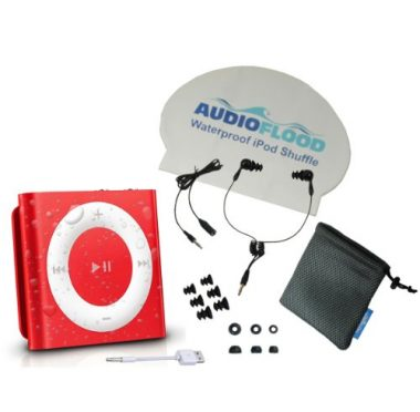 AudioFlood Waterproof MP3 Player
