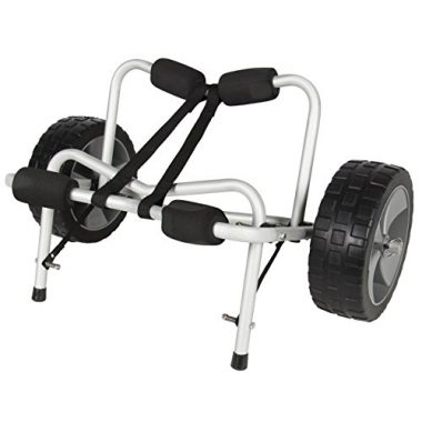 SKY1251 Boat Kayak Canoe Carrier Dolly Trailer by Best Choice Products