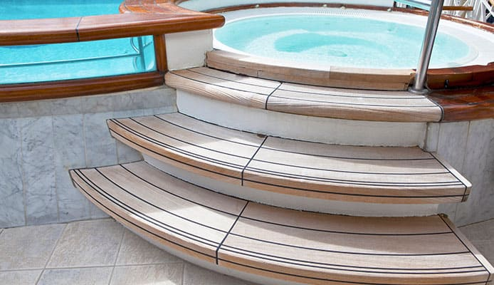 Best Hot Tub 2019 8 Best Hot Tub Steps In 2019 [Buying Guide] Reviews   Globo Surf
