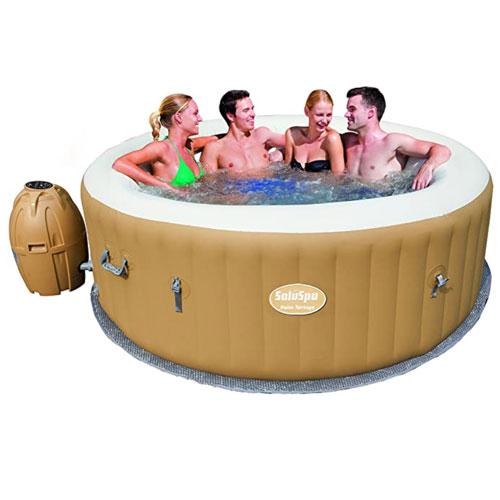Bestway SaluSpa Springs AirJet 6-Person Inflatable Hot Tub