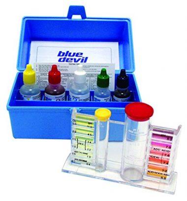 Blue Devil Test Kit