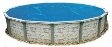 Blue Wave Above-Ground Solar Blanket Pool Cover