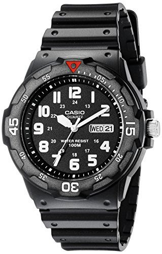Casio Analog Sport Dive Watch