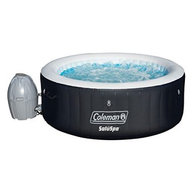 Coleman Portable 4 Person Inflatable Hot Tub