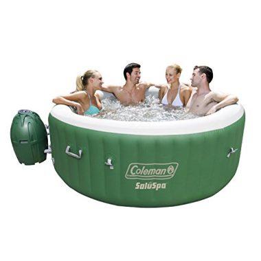 Coleman SaluSpa 6-Person Bubble Massage Hot Tub