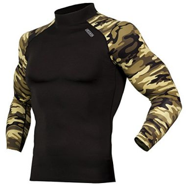 UV Sun Protection Long Sleeve Rash Guard by DRSKIN