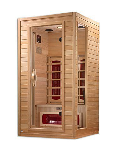 LifeSmart 2-Person Infrared Sauna