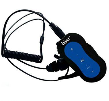 Diver DB – 10 Waterproof MP3 Player
