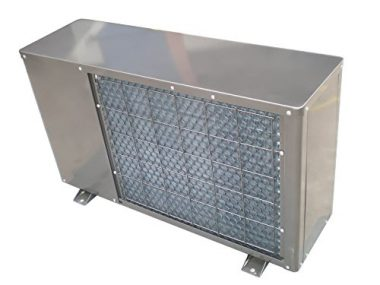 FibroPool In Ground Swimming Pool Heater