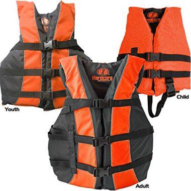 Hardcore Water Sports High Visibility Life Jacket