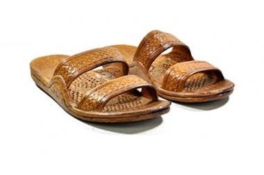 Hawaii Moses Unisex Rubber Slide-on Jesus Jandals