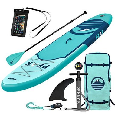 Peak Stand-Up Paddle Board Package