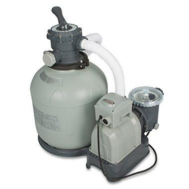 Intex Krystal Clear Filter Pump