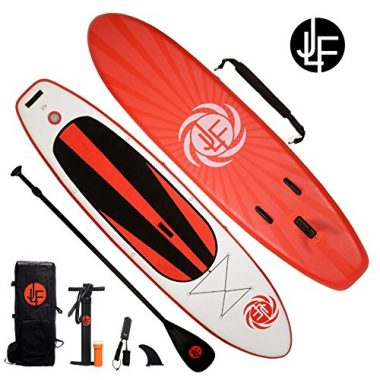 JLF Inflatable Stand-Up Paddle Board