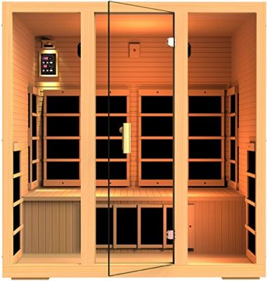 JNH Lifestyles 4-Person Sauna