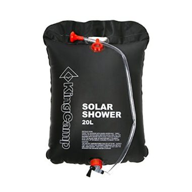 KingCamp Solar Camping Shower