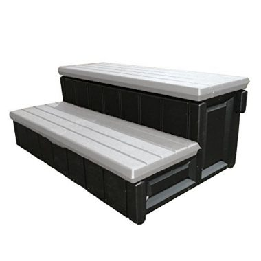 Leisure Accents Deluxe Spa Hot Tub Step