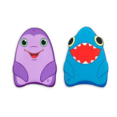 Melissa & Doug Patch Dolphin and Shark Kickboards