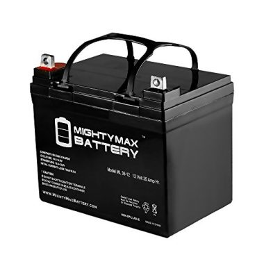Mighty Max Battery ML35-12 Deep Cycle AGM Solar Battery