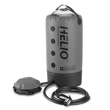 Nemo Helio Pressure Portable Camping Shower