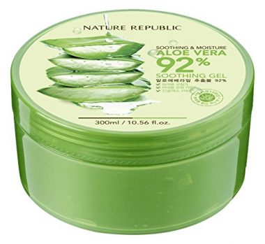 Nature Republic New Formula Soothing & Moisture Aloe Vera Gel