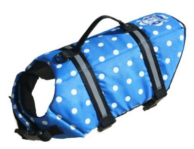 Paws Aboard Double Designer Dog Life Jacket