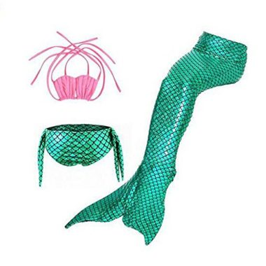 Pettigirl Mermaid Tail