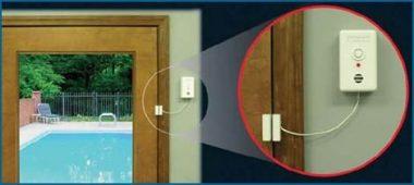 PoolGuard Door Pool Alarm