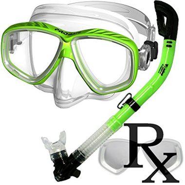 Promate Prescription Snorkel Mask