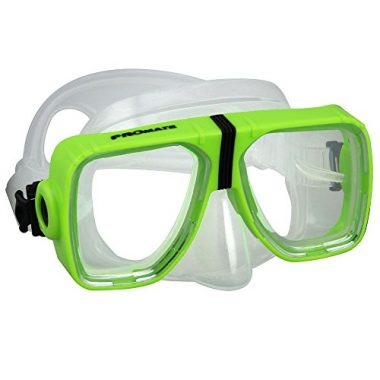 Promate Optical Corrective Scuba Dive Prescription Snorkel Mask