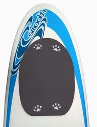 Pup Deck SUP Traction Pad for Dogs Paddle Board Accessory