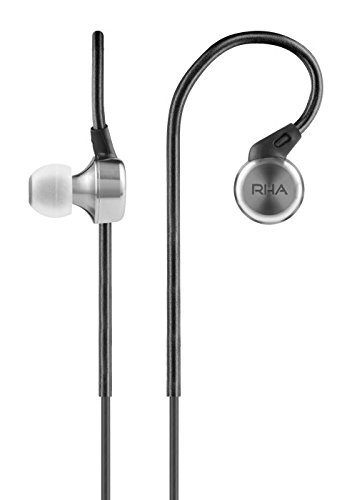 RHS MA750: Hi-Res Stainless Steel In-Ear Headphones