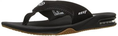 Reef Fanning Speed Logo Men's Sandal