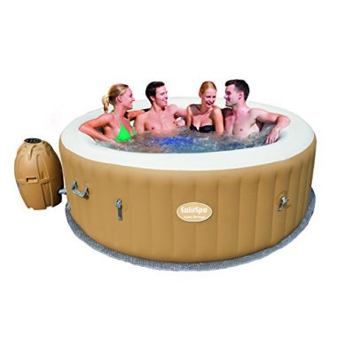 Bestway SaluSpa Springs AirJet 6-Person Inflatable Hot Tub