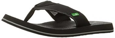 Sanuk Beer Cozy Men's Flip-Flop